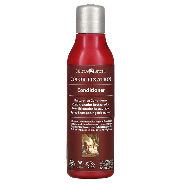 Color Fixation, Restorative Conditioner, 8.45 fl oz (250 ml)