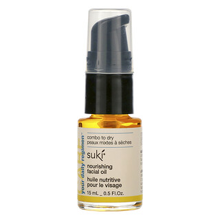 Suki, Care, Nourishing Facial Oil, 0.5 fl oz (15 ml)