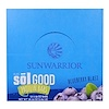 Sunwarrior, Organic Sol Good Protein Bars, Blueberry Blast, 12 Bars, 2.19 oz Each