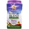 Sunwarrior, Warrior Blend, Plant-Based Organic Protein, Berry, 35.2 oz (2.2 lb)