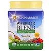 Sunwarrior, Warrior Blend, Plant-Based Organic Protein, Vanilla, 13.2 oz (375 g)