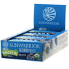 Sunwarrior, Sol Good, Plant-Based Protein Bars, Blueberry Blast, 12 Bars, 2.11 oz (60 g) Each