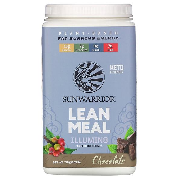Illumin8 Lean Meal,巧克力,1.59 磅(720 克)