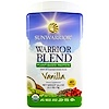 Sunwarrior, Warrior Blend, Organic Plant-Based Protein, Vanilla, 35.2 oz (1 kg) (Discontinued Item)