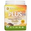 Sunwarrior, Organic Classic Plus, Vanilla, 17.6 oz (500 g) (Discontinued Item)