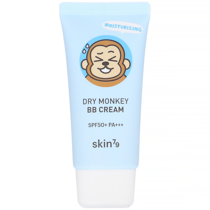 Skin79, Dry Monkey,BB 霜,SPF 50+,PA+++,30 毫升