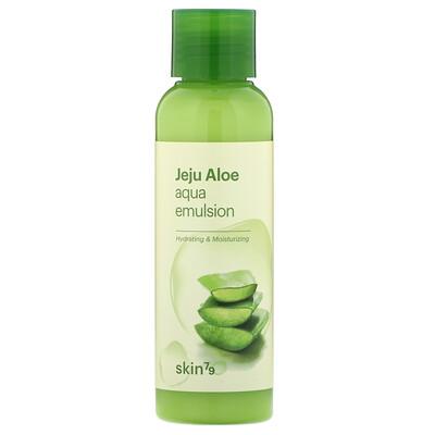 Купить Skin79 Jeju Aloe, Aqua Emulsion, 5.07 fl oz (150 ml)