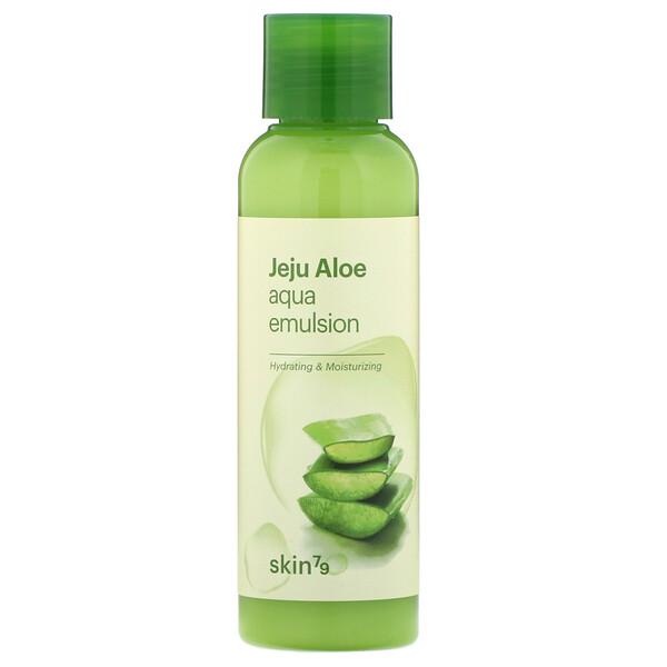 Jeju Aloe, Aqua Emulsion, 5.07 fl oz (150 ml)