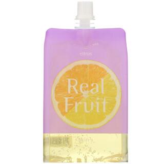 Skin79, 真正的水果舒缓凝胶,柑橘,10.58 盎司(300 克)