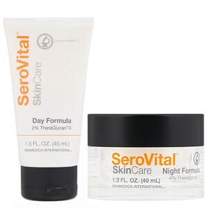 SeroVital, Day and Night Total Facial Rejuvenation System, 2 Piece Kit отзывы