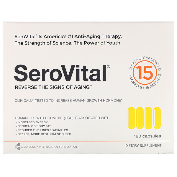Anti-Aging Therapy, 120 Capsules