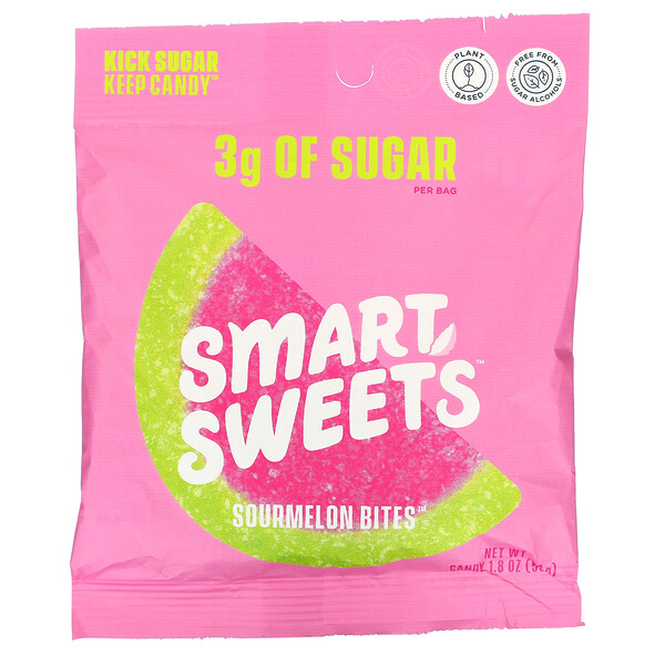 Sourmelon Bites, 1.8 oz (50 g)