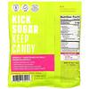 SmartSweets, Sour Gummy Bears, Raspberry, Apple, Lemon Peach, 1.8 oz (50 g)