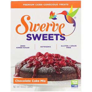 Сверве, Sweets, Chocolate Cake Mix, 10.6 oz (300 g) отзывы