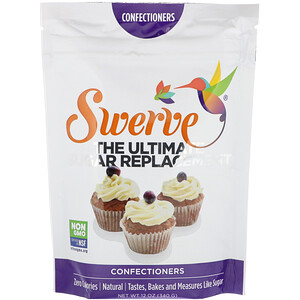 Сверве, The Ultimate Sugar Replacement, Confectioners, 12 oz (340 g) отзывы