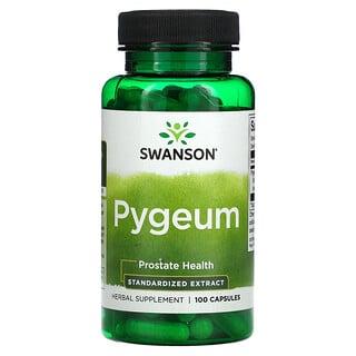 Swanson, Pygeum, 100 Capsules