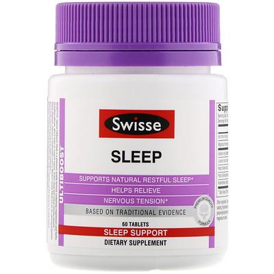 Купить Swisse Ultiboost Sleep, 60 Tablets