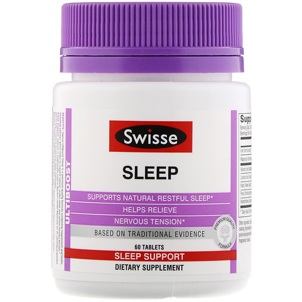 Ultiboost Sleep, 60 Tablets