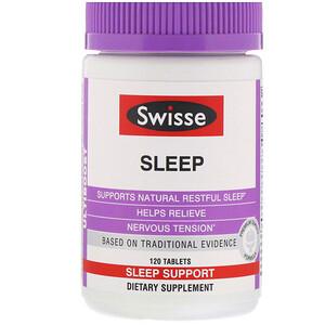 Свисс, Ultiboost, Sleep, 120 Tablets отзывы