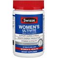 Swisse, Women's Ultivite Daily Multivitamin, 50 Tablets