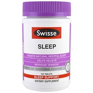 Свисс, Ultiboost, Sleep, 120 Tablets отзывы покупателей