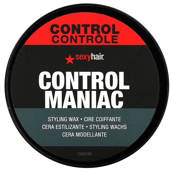 Sexy Hair, Style Sexy Hair, Control Maniac, 2.5 oz (70 g) (Discontinued Item)