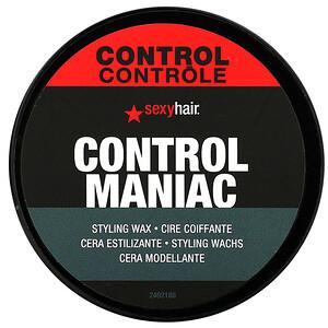 Sexy Hair, Style Sexy Hair, Control Maniac, 2.5 oz (70 g) отзывы