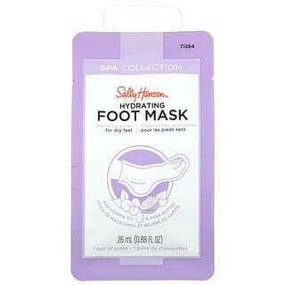 Sally Hansen, Hydrating Foot Mask, 1 Pair, 0.88 fl oz (26 ml)