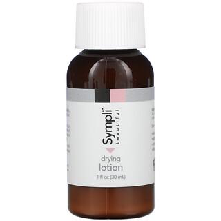 Sympli Beautiful, Drying Lotion, Overnight Blemish Treatment, 1 fl oz (30 ml)