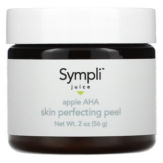 Sympli Beautiful, Juice, Apple AHA Skin Perfecting Peel, 2 oz (56 g)