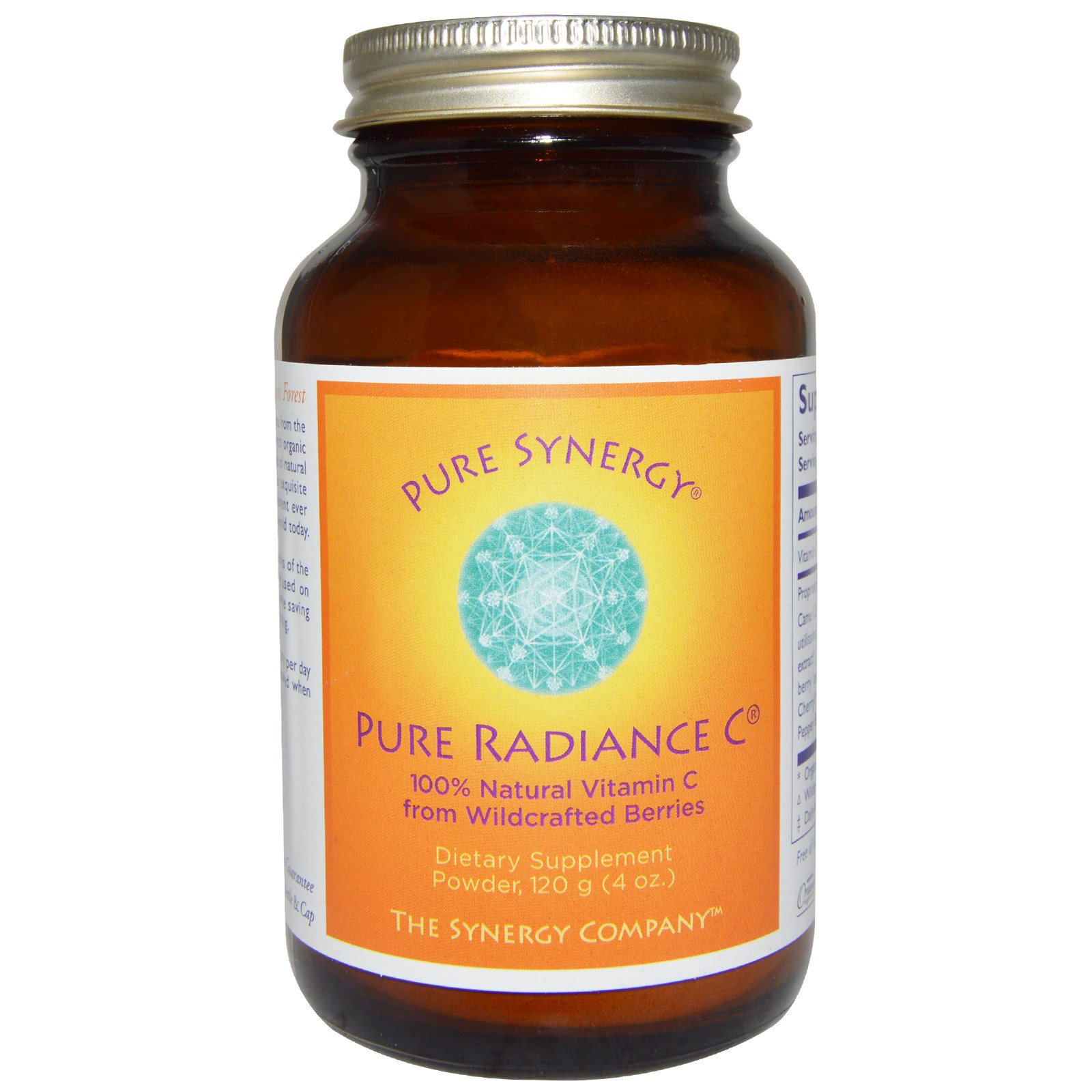 The Synergy Company, Pure Radiance C, 120 г