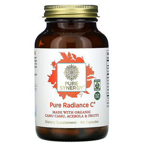 Pure Synergy, Pure Radiance C, 90 Capsules отзывы