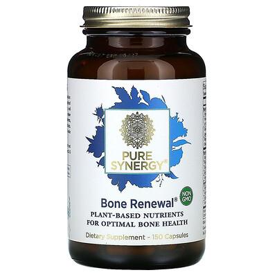 Pure Synergy Bone Renewal, 150капсул