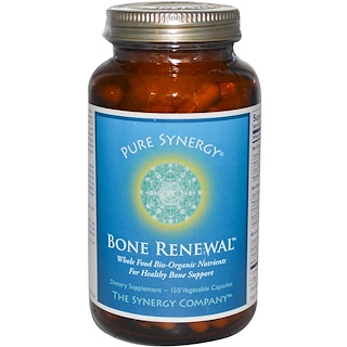 The Synergy Company, Bone Renewal, 150 вегетарианских капсул