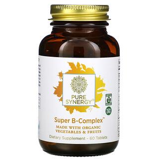 Pure Synergy, SuperB-Complex biologique, 60comprimés