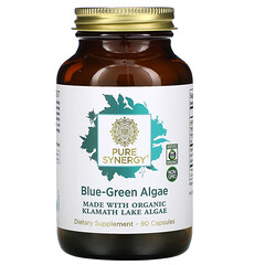 Pure Synergy, 藍綠藻,90 粒膠囊