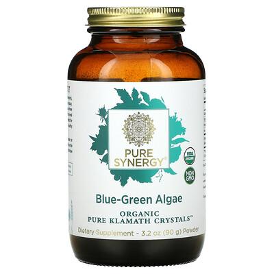 Pure Synergy Blue-Green Algae, 3.2 oz ( 90 g)