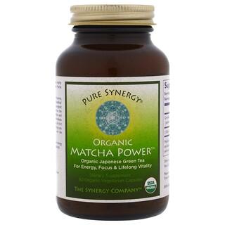 The Synergy Company, Organic Matcha Power, 90 Veggie Caps