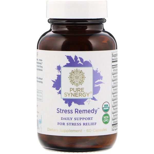 Stress Remedy, 60 Capsules