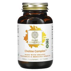 Pure Synergy, 膽鹼複合物補充劑,60 片