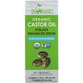 Sky Organics, Organic Castor Oil, Eyelash Enhancer Serum, 1 fl oz (30 ml)