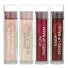 Sky Organics, Tinted Lip Balms, 4 Pack Set, 0.15 oz (4.25 g) Each