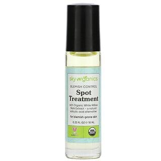Sky Organics, Blemish Control, Spot Treatment, 0.33 fl oz (10 ml)