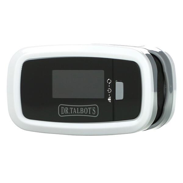 Pulse Oximeter, Black, 1 Pulse Oximeter