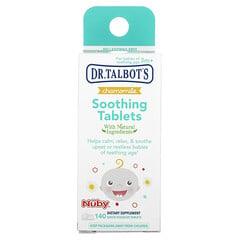 Dr. Talbot's, 舒緩片劑,洋甘菊味,3 個月以上,140 片
