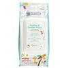 Dr. Talbot's, Pacifier & Teether Wipes, 0m +, Vanilla Milk Flavored, 48 Wipes