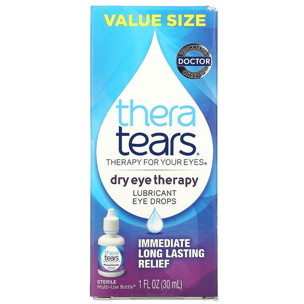 Dry Eye Therapy, Lubricant Eye Drops, 1 fl oz (30 ml)