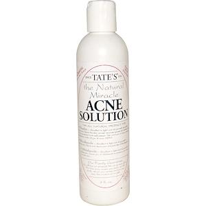Татес, The Natural Miracle Acne Solution, 8 fl oz отзывы покупателей