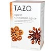 Tazo Teas, Sweet Cinnamon Spice, Caffeine-Free, Herbal Tea, 20 Filterbags, 1.5 oz (45 g)