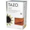 Tazo Teas, Organic Chai, Black Tea, 20 Filterbags, 1.9 oz (54 g)